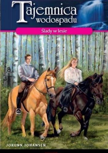 Okładka książki Ślady w lesie