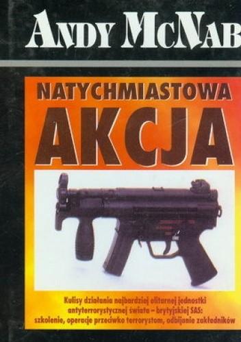 Okładka książki Natychmiastowa akcja