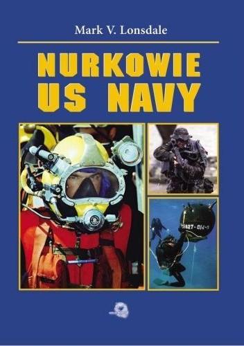 Okładka książki Nurkowie US Navy