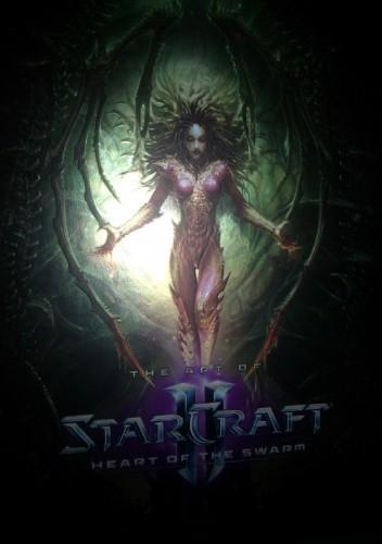Okładka książki The Art of StarCraft II: Heart of the Swarm