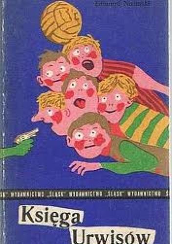 Okładka książki Księga urwisów