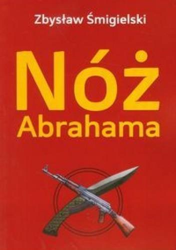 Okładka książki Nóż Abrahama