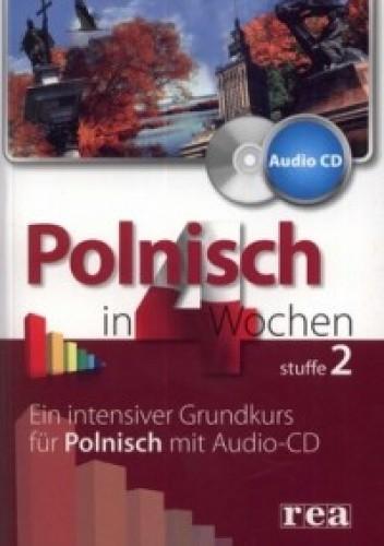 Okładka książki Polnisch in 4 Wochen. Stuffe 2