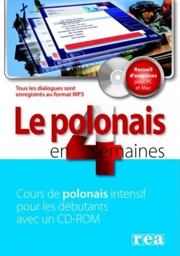 Okładka książki Le Polonais en 4 semaines