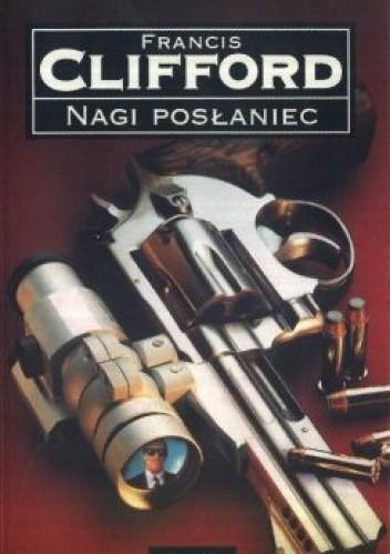 Okładka książki Nagi posłaniec
