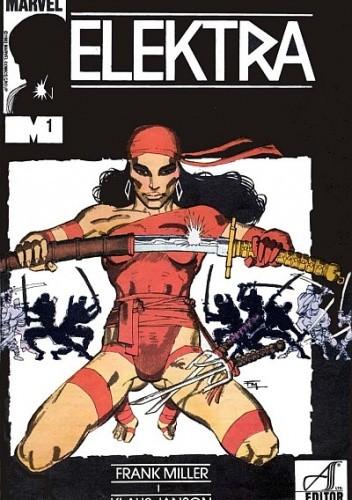 Okładka książki Elektra #1: Ściana