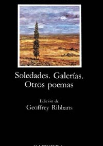 Okładka książki Soledades. Galerías. Otros poemas