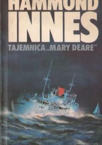 """Okładka książki Tajemnica """"Mary Deare"""""""