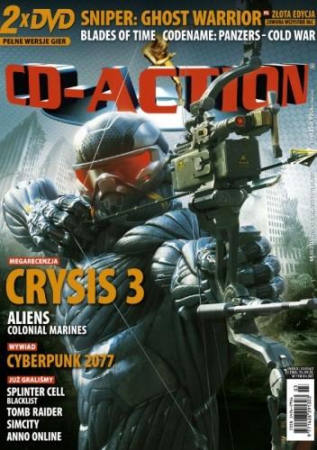 Okładka książki Cd action 03/2013