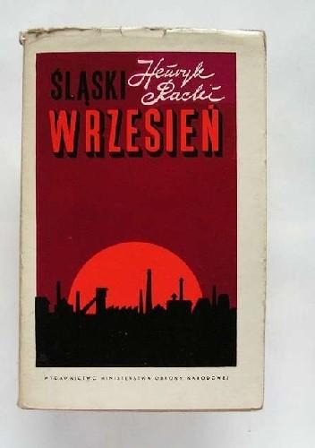 Okładka książki Śląski wrzesień