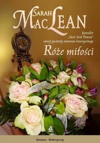 Okładka książki Róże miłości