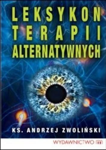 Okładka książki Leksykon terapii alternatywnych