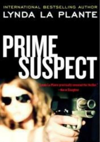 Okładka książki Prime Suspect