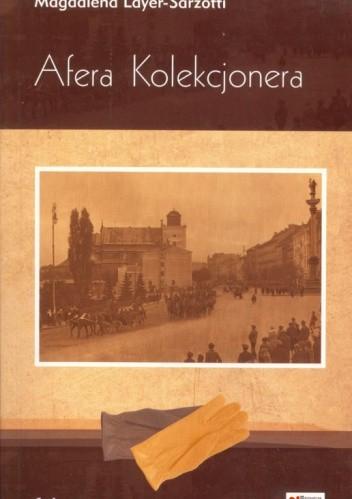 Okładka książki Afera Kolekcjonera