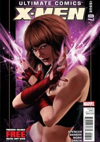 Okładka książki Ultimate Comics X-Men #7