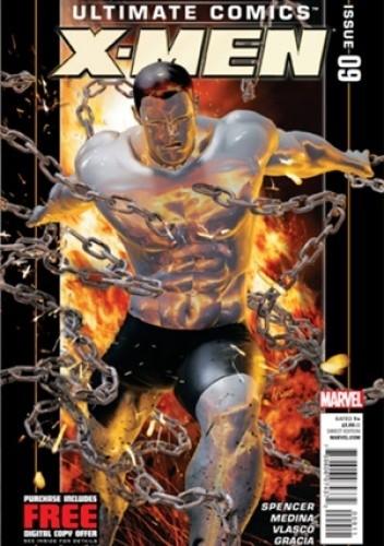 Okładka książki Ultimate Comics X-Men #9