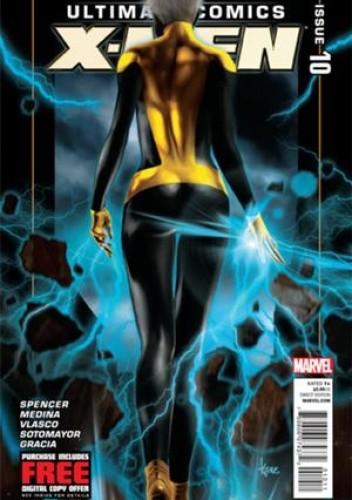 Okładka książki Ultimate Comics X-Men #10