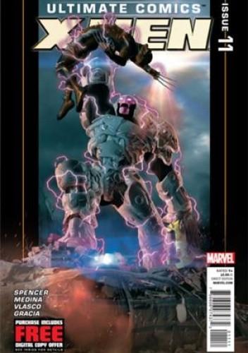 Okładka książki Ultimate Comics X-Men #11