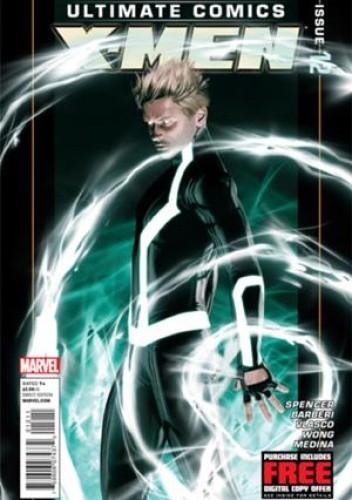 Okładka książki Ultimate Comics X-Men #12