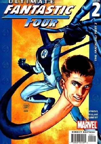 Okładka książki Ultimate Fantastic Four #2