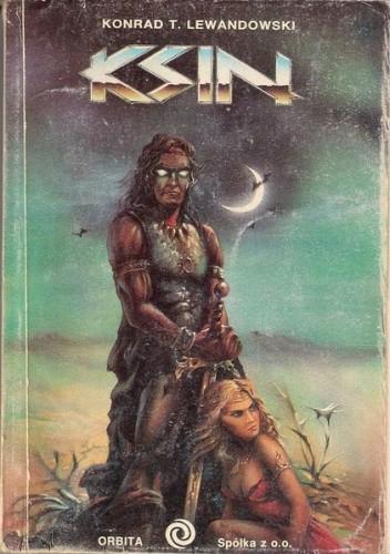 Okładka książki KSIN