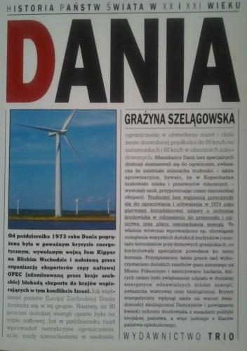 Okładka książki Dania