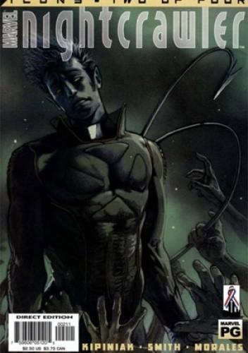 Okładka książki Nightcrawler Vol 2 #2