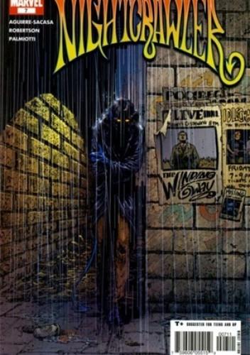 Okładka książki Nightcrawler Vol 3 #7