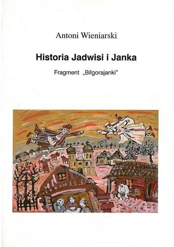 Okładka książki Historia Jadwisi i Janka. Fragment