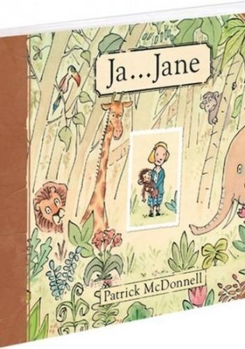Okładka książki Ja... Jane