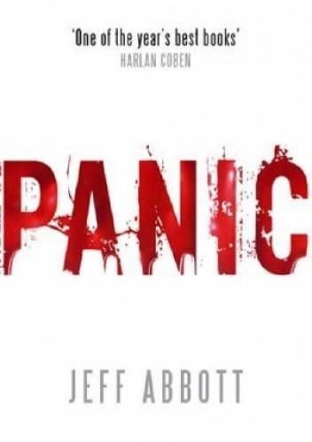 Okładka książki Panic