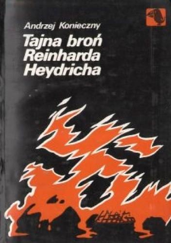 Okładka książki Tajna broń Reinharda Heydricha