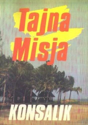 Okładka książki Tajna misja