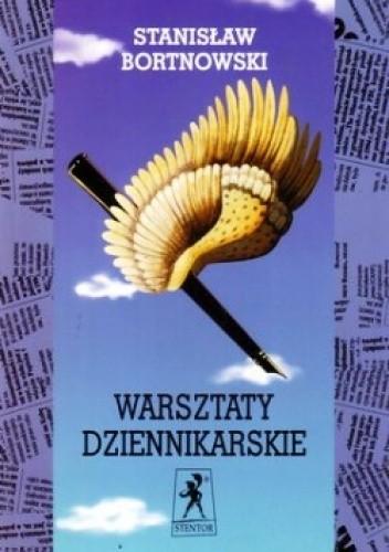 Okładka książki Warsztaty dziennikarskie