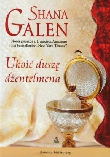 Okładka książki Ukoić duszę dżentelmena