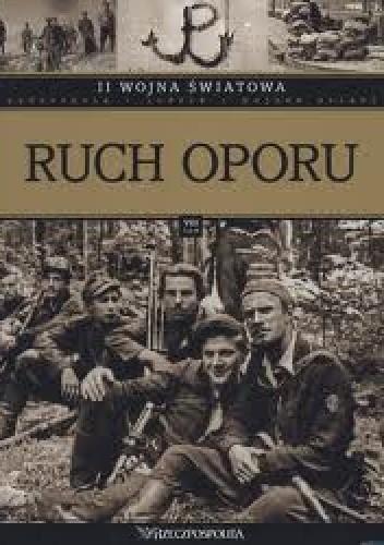 Okładka książki II wojna światowa. Ruch oporu