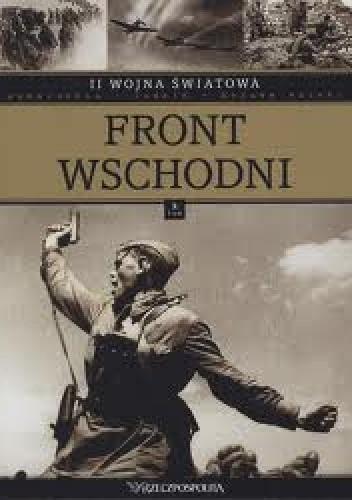 Okładka książki II wojna światowa. Front wschodni