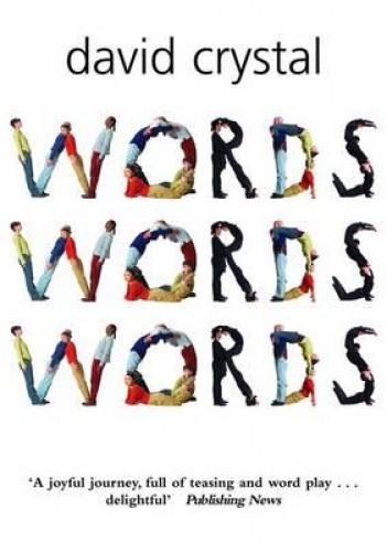 Okładka książki Words Words Words