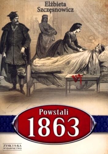 Okładka książki Powstali 1863