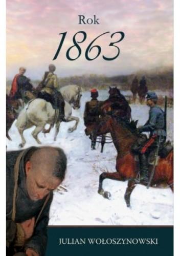 Okładka książki Rok 1863