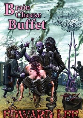 Okładka książki Brain Cheese Buffet