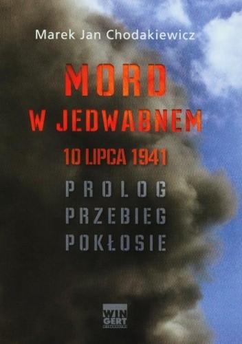 Okładka książki Mord w Jedwabnem
