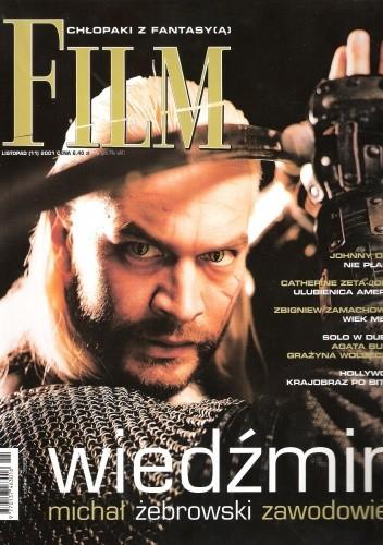 Okładka książki FILM, listopad (11) 2001