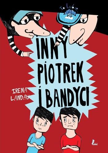 Okładka książki Inny Piotrek i bandyci
