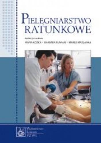Okładka książki Pielęgniarstwo ratunkowe