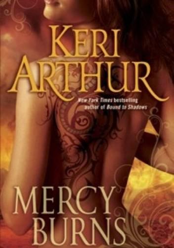 Okładka książki Mercy Burns
