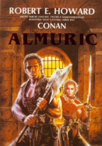 Okładka książki Almuric
