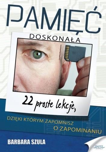 Okładka książki Pamięć Doskonała
