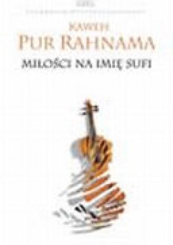 Okładka książki Miłości na imię Sufi