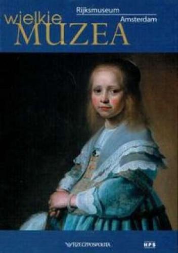 Okładka książki Rijksmuseum. Amsterdam